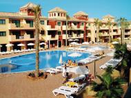 Appartementen Aloe Club Resort