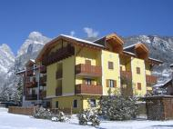 Appartementen Alpenrose Molveno