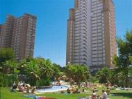 Appartementen Beni Beach