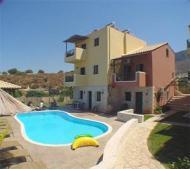 Appartementen Cretan View