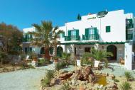 Appartementen en hotel Kalypso Paros