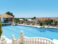 Appartementen en hotel Samos Sun