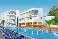 Appartementen Ferrera Beach