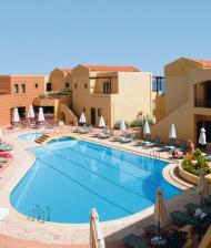 Foto van Appartementen Silver Beach Griekenland
