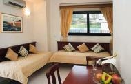 Appartementen Vasia Beach Foto 2