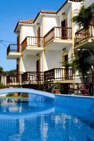 Appartementen Villa Agios