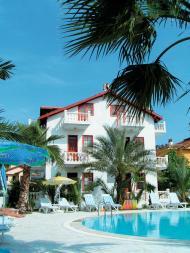 Appartementen Villa Duran