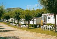 Camping Castell Montgri Foto 2