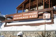 Chalet Edelweiss La Plagne Foto 1