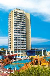 Foto van Hotel Burgas Beach Bulgarije