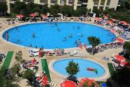 Hotel Caprice Beach Foto 2