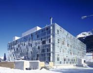 Hotel Cube Savognin