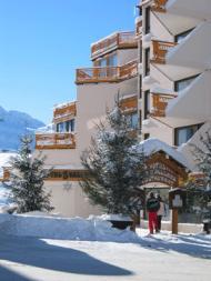 Hotel des 3 Vallées Foto 2