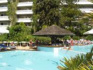 Hotel Dionysos Rhodos Foto 2