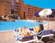 Hotel en appartementen Playaluna Foto 1