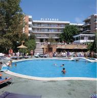 Hotel en Appartementen Playamar