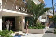 Hotel Europa Rhodos Foto 1