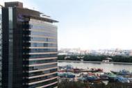 Hotel Hilton Dubai Creek Foto 1