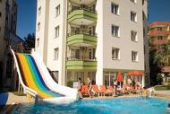 Hotel Krizantem Foto 2