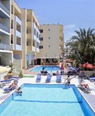 Foto van Hotel Lefkoniko Bay Griekenland