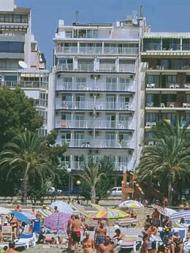 Hotel Mar Blau Benidorm Foto 1