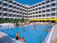 Hotel Oasis Tossa Foto 2
