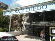 Hotel San Diego Salou Foto 1