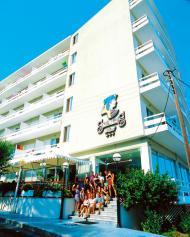 Hotel Semiramis Rhodos Foto 2