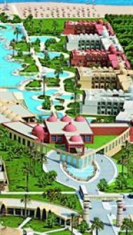 Hotel Titanic Resort en Aqua Park