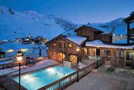 Hotel Village Montana Tignes Foto 1