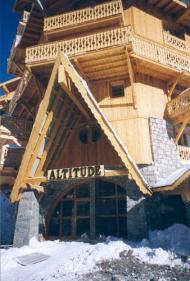 Résidence Chalet Altitude Foto 1