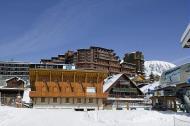 Résidence L'Ours Blanc Alpe d'Huez Foto 1