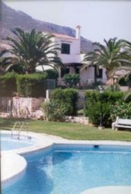 Villa's en Appartementen Montaña Montgo Foto 1